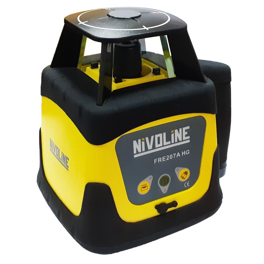 Ротаційний нівелір <br> NIVOLINE FRE207A-HG