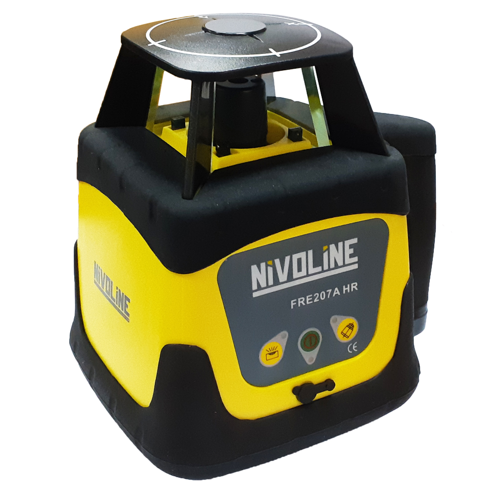 Ротаційний нівелір <br> NIVOLINE FRE207A-HR